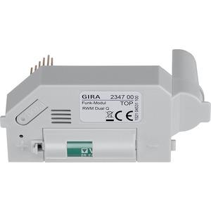 Funk-Modul für Rauchwarnmelder Dual Q mit austauschbarer CR2/3AA Lithiumbatterie