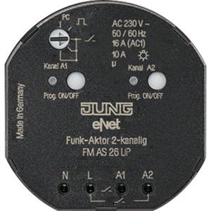 Funk - Aktor 2-kanalig eNet