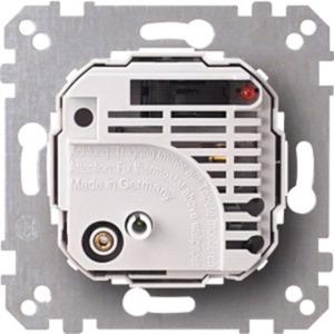 Raumtemperaturregler-Einsatz mit Schalter AC 230 V