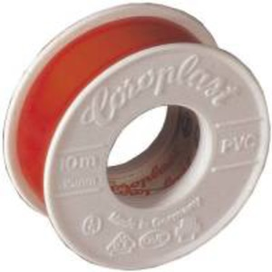 Coroplast PVC Elektro-Isolierband 301 orange 105°C