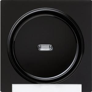 Wippe Kontroll beschriftbar für S-Color schwarz