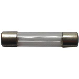 Siba G-Sicherung träge 6,35x32mm 10A 250V