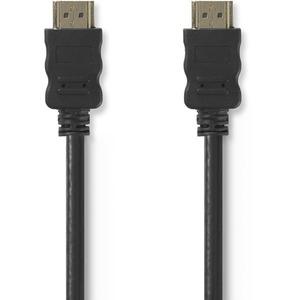 HDMI Anschlusskabel mit Ethernet HDMI Stecker - Stecker 1,0 m