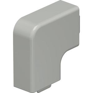 OBO Flachwinkelhaube 30x30mm PVC reinweiß RAL 9010