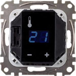 Universal Temperaturregler-Einsatz mit Touch-Display