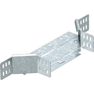 Anbau-Abzweigstück mit 2 Winkelverbindern 60x100 St FS