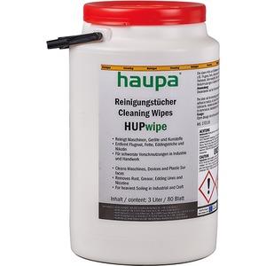 Reinigungstücher HUPwipe 3 Liter/80 Blatt