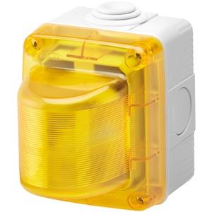 Kontrollleuchte gelb IP55