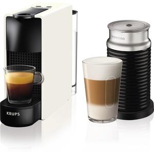Nespressomaschine Essenza Mini Bundle XN 1111 mit Milchaufschäumer