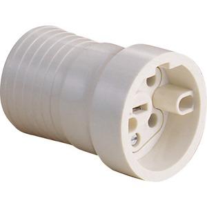 PERILEX-Kupplung 16A Duroplast weiß