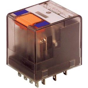 Miniatur-Relais 4 Wechsler 6 A 24 V DC Serie PT