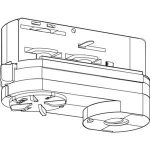 NOA Multiadapter weiß Tragkraft: 10kg XTSA 68-3