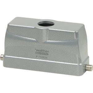 Tüllengehäuse B24 H:56 mm LVN 1x M25 gerade Kabeleinführung