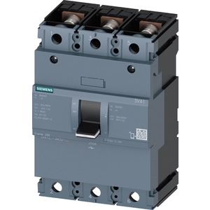 Lasttrennschalter 3VA1 IEC 250 3p In= 250 A ohne Überlast- Kurzschlussschutz