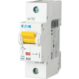 Eaton Leitungsschutzschalter 125A 1-polig C-Char