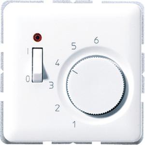 Temperaturregler Öffner AC 230 V Serie CD alpinweiß
