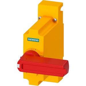 Zubehör für 3KF Baugr. 1 Direktantrieb rot / gelb abschließbar