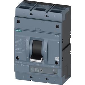 Leistungsschalter 3VA2 IEC 1000 Frame 3p In= 800 A Icu= 55 kA - Anlagenschutz