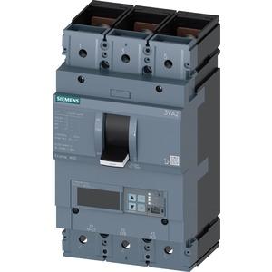 Leistungsschalter 3VA2 IEC 630 Frame 3p In= 400 A Icu= 55 kA - Motorschutz