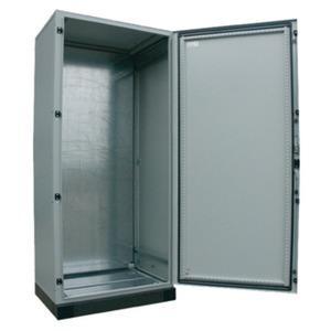 Anreihverteiler Schrank TSRM mit Tür 400 x 1800 x 300 mm