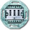 Unterputz Einsatz TAE-Anschlussdose 2x6/6 NFF