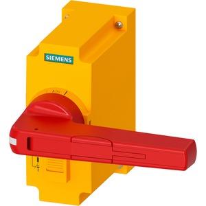 Zubehör für 3KF Baugr. 4 Direktantrieb rot / gelb abschließbar