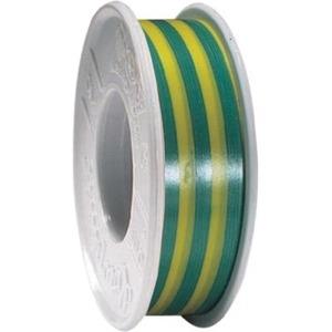 PVC Elektro-Isolierband 302 VDE EN 60454 105°C grün/gelb
