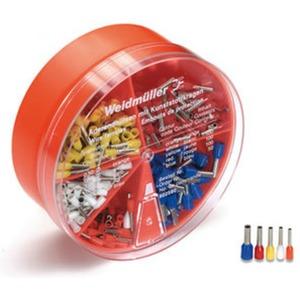 Sortiment Aderendhülse H-BOX 0,5-2,5 mm²