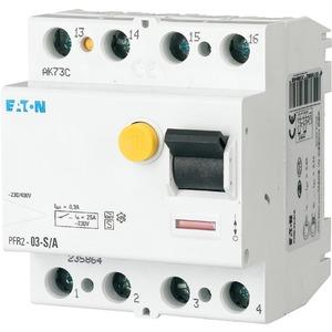 Eaton FI Relais 25A 300mA Typ S/A