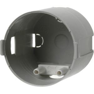 Berührungsschutzdose Ø 45 mm Integro / grau