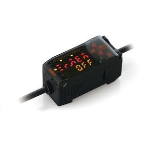 Smart Sensor-Verstärker und Anzeige auswählbarer Spannungs-/ Stromaus.