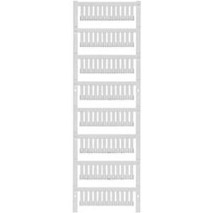 Klemmenmarkierer / Verbindermarkierer 15 x 5 mm Polyamid + POM weiß