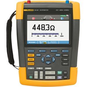 ScopeMeter 2 Kanal 500 MHZ Color