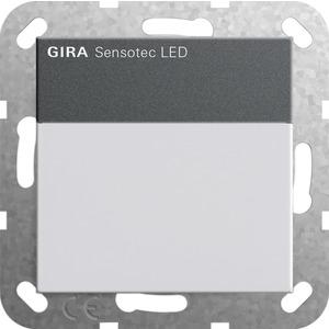 Aktiver Bewegungsmelder Sensotec LED für System 55 Anthrazit