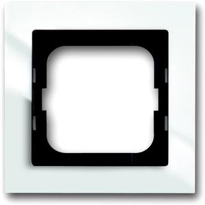 Abdeckrahmen axcent 1-fach studioweiß