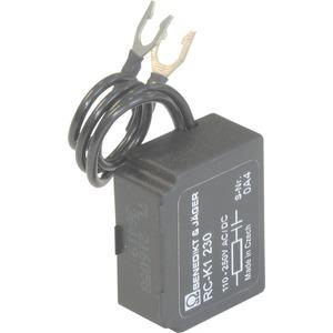 Benedict RC-Kombination für K1-07 bis K1-12 110-250V AC(50/60Hz)/DC