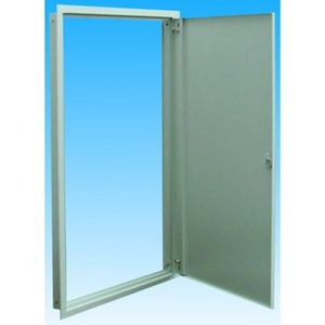UP-Verteilertürrahmen IP30 + Tür außen B1500xH1710xT85mm