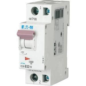 Leitungsschutzschalter 32A 1-polig+N C-Char