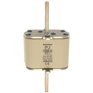 Sicherungseinsatz Niederspannung 1250 A AC 500 V NH4