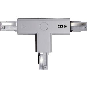 NOA Verbinder-T weiß mit Einspeisungsmöglichkeit XTS 40-3