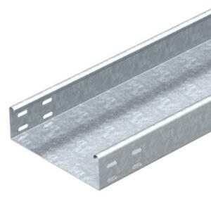 Kabelrinne SKSU ungelocht mit Verbinderlochung 60x500x3000 St FS
