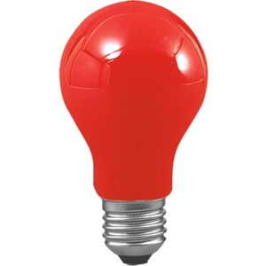 Allgebrauchslampe rot 40W E27