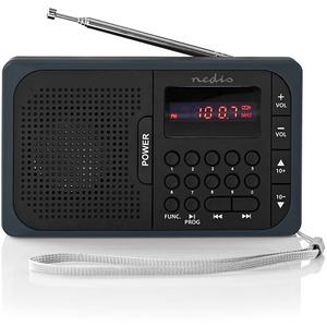 Radio Portable UKW USB microSD RDFM2100GY