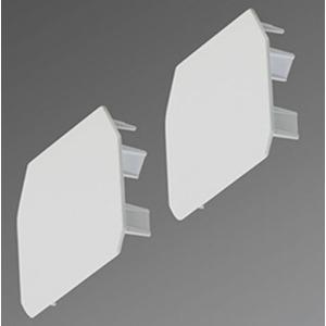 Stirnseite aus PC SDTE verkehrsweiß RAL 9016