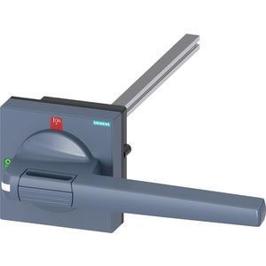 Türkupplungsdrehantrieb Standard mit Toleranzausgleich Größe 100x 100