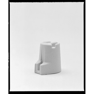 Lampenfassung 920 E14 Porzellanfassung mit Befestigungskragen weiß