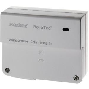 RolloTec Windsensor-Schnittstelle Hauselektronik polarweiß