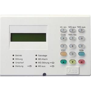LCD- Bedienteil f. ABB-Zentrale