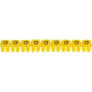"""CAB 3 Kabelkennzeichnung 1,5 - 2,5 mm² Buchstabe """"Q"""""""