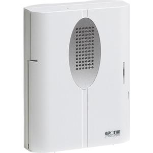 Croma 230A Elektronik-Gong 17 Melodien max. 86 dB (A) weiß/silber